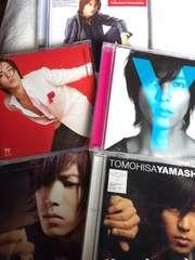山下智久初回限定盤DVD付きCDまとめ売り 5枚 抱いてセニョリータ