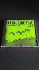 ☆中古CD【ザ・ビートルズ/ULTRA RARE TRAX Vol.2】1988☆ジョン・レノン☆