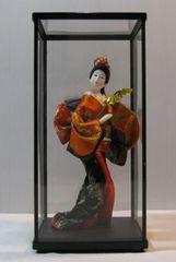 処分】宇平人形9.0【RN2035】日本人形
