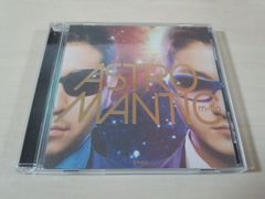 m-flo CD「ASTROMANTIC」(BoA 坂本龍一 CHEMISTRY他参加)●