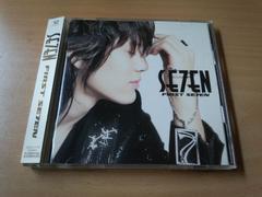 SE7EN CD「FIRST SE7EN」セブン初回盤B DVD付●