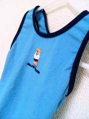 *Ralph Lauren*可愛い水着《90》ナイガイ・日本製 ベビースイミング