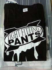 TIGHT FITTING PANTS Tシャツサイコビリーロカビリークリームソーダ