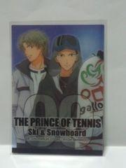 ★テニスの王子様シャイニングクリア�BノーマルNo.090 宍戸亮・鳳長太郎