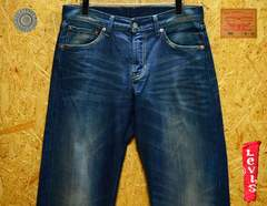 ◆廃盤◆リーバイス503リラックスストレートW30(85cm)・股下83cm