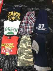 Boysセット/Tシャツ&ハーフパンツ 90サイズ 普段着 保育園