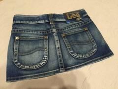 新品同様Lee デニムスカート sizeS