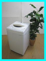 東芝(TOSHIBA)5,0k全自動洗濯機AW-5G2-Wグランホワイト2015年製