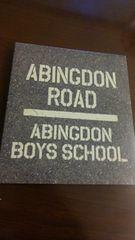 ABINGDON BOYS SCHOOL/ABINGDON ROAD/初回DVD付/T.M.Revolution