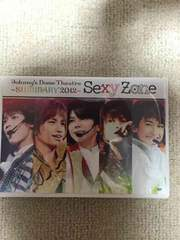 SexyZone DVD Johnny'sTheathre〜summeary 2012〜