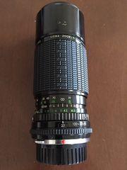《中古》KOIDE MC-1B 52�o SIGMA ZOOM-K 望遠レンズ ケース付