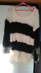 イーフン 可愛いもこもこセーター