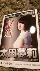 AKB48★翼はいらない【太田夢莉】