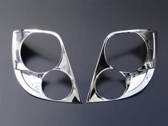 クロームメッキテールライトリング シボレーソニック KT300