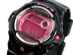 カシオ CASIO ベビーG BABY-G カラーディスプレイ BG169R-1B