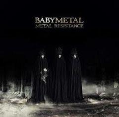 ���� ���T�t BABYMETAL METAL RESISTANCE ���Y����� DVD�t