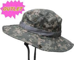 ミリタリー サファリー ハット 帽子 Hat Como オリーブ M669