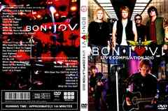BON JOVI 2010�N �M�d�ȏW�听���C�u���W �{���W�����B 2DVD