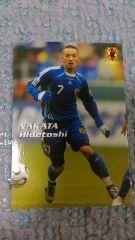 2006 カルビー日本代表カード 2nd-16 中田 英寿
