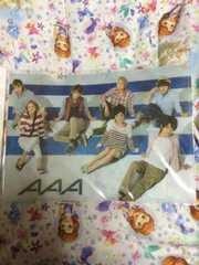 AAA☆クリアファイルE