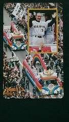 読売ジャイアンツ/優勝パレード 長嶋茂雄監督 2000年
