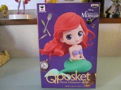 Qposket Disney Characters -Ariel- ノーマルカラーver.