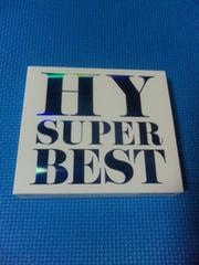 HY 初回限定2CD+DVD「HY SUPER BEST」366日 AM11:00 てがみ