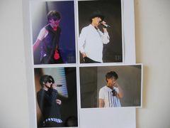 【赤西仁 JIN AKANISHI】Meツアー 公式写真4枚セット D