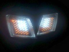 20セルシオ前期 LED埋め込み加工コーナーポジションウインカー US仕様