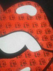 ローリングストーンズ2003リックスツアーご当地Tシャツ新品薔薇柄