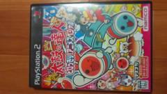 PS2 太鼓の達人 とびっきり!アニメスペシャル
