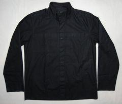 BOYCOTT ボイコット シャツジャケット 日本製 ブラック sizeF