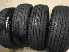 215/65R16バリ山美品!