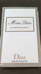 Miss Dior★ブルーミング ブーケ オードゥトワレ
