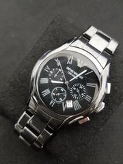 エンポリオ・アルマーニ 腕時計 セラミカ AR1400 ブラック 新品!