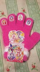 1円新品魔法つかい プリキュア手袋定価\1404ピンク