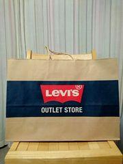 Levi's★リーバイス★紙袋・ショップ袋・ショッパーズバッグ