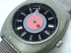 2266復活祭★HASHU☆変わりフェイス珍しいデザイン腕時計格安出品!
