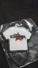 矢沢永吉 ホワイトTシャツ型 ストラップ 新品