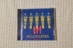 中古CD(アルバム)◆trf◆『BILLIONAIRE(ビリオネア)』
