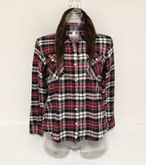 チェック☆シャツ F