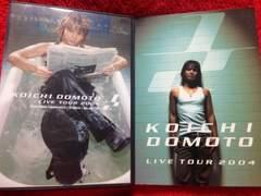 堂本光一 LIVE TOUR 2004 1/2 2DVD フォトブック付き KinKi Kids