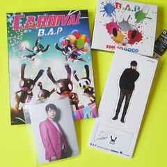 B.A.P-ヒムチャンFEEL SO GOOD<初回盤>数量限定特典&直筆サイン入り