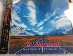Hi-Standard�n�C�X�^ANOTHER STARTING LINE ��i ��������