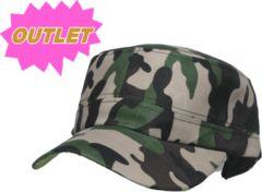 OUTLET ミリタリー キャップ cap 帽子 迷彩 T-3 M876 即決