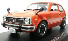 �����L��/'74 Honda�z���_ Civic�V�r�b�N 1200 RS 1/43 ���Y����