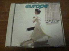 高嶋ちさ子CD 哀愁のヨーロッパ 廃盤