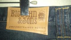 �ެ�ΰ�Ҳ�ށ~BIG JOHN&SONS���� 34 USED �ٴټٴ��