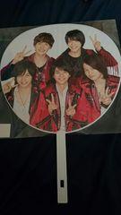 ジャニーズカウントダウンコンサート☆限定うちわ☆Sexy Zone