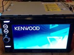 KENWOOD MDV-313 �i�r �����Z�OTV DVD�� USB AUX